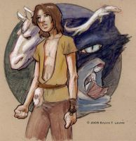 Neverending Story by SylviaDraws