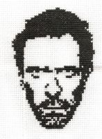 House M.D. portrait by Sew-Madd