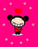 Pucca love by ateljEE