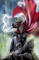 thor... cow by nebezial