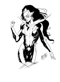 Star Sapphire Two by g-kwan155