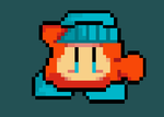 I did pixels again. umm can I call this bad again? by Bubble-Bash