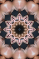 Male Kaleidoscope by CarlosAE