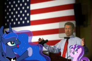 Let's Go For Rand Paul! by RicRobinCagnaan