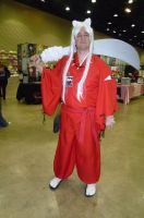 inuyasha cosplay by milovedeathnote