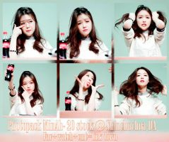 Photopack MinAh by Shinchuchoa