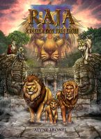Raja-The Fable of Three Lions_cover by filhotedeleao