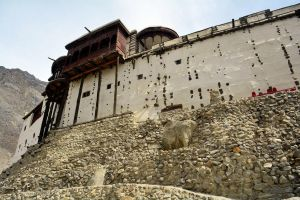 Baltit Fort - 3 by ZeeShiKing