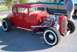 Red hot hot rod 3 by Ripplin