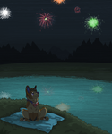 4th of July - 2012 by Miiroku
