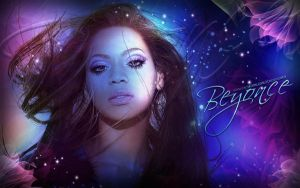 Beyonce/Wallpaper by ICMDesigned