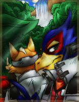 Falco Party by m-t-copyright