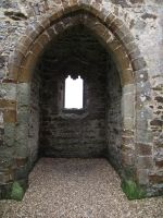 Knowlton Church Ruin 7 by LadyxBoleyn