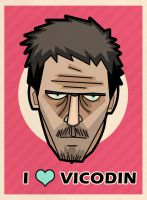 I love House MD by noakrank