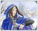 Eira the Snow Witch by MeredithDillman