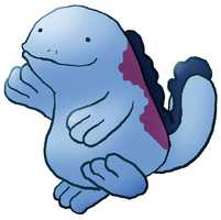 Quagsire by ShapelyMan