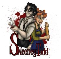 Attend the tale of SweeneyTodd by OhSadface