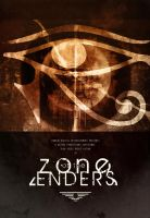 ZONE OF THE ENDERS: POSTER CONCEPT by DanielEyre