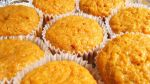 Sweet Potato Cupcakes by fearielfire