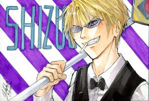 DRR: Shizuo by Atomic-Clover