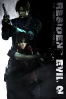 Resident Evil 2 Poster by KanomBRAVO