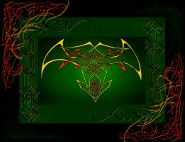 Celtic wallpaper by Vrolok87
