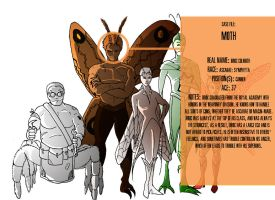 Casefile: Moth by Silvre
