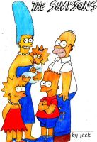 the simpsons by deadgrinder