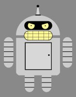 BENDER android by NoOne00
