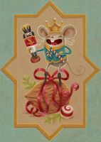 The Mouse King by grelin-machin