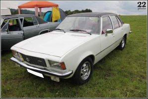 Opel Commodore B 2.5 by 22photo