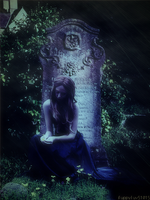 Mourning by puppyluv51015