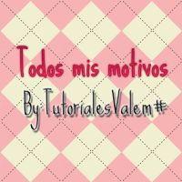Todos mis motivos# by Valemeditions