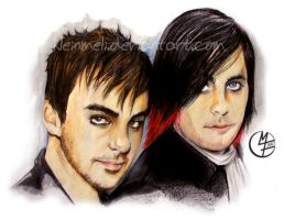 Shannon Leto 'Finished' by kleinmeli