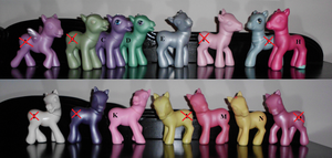 CUSTOM 5-INCH MLP BASES by UniqueTreats