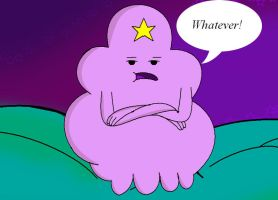 Lumpy Space Princess by Cyber-murph
