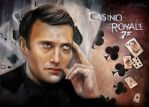 Mads Mikkelsen - Casino Royale by MeduZZa13