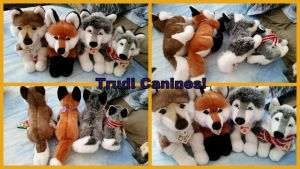Trudi Canines Collection! by Vesperwolfy87
