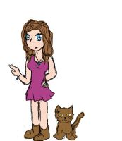 Adoptable Human and pet by JackXAngelicaforever