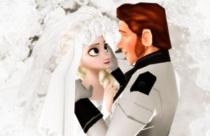 Elsa and Hans - Wedding by Simmeh