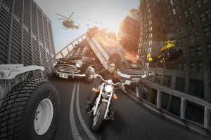 Death Race 2 by revomaddy