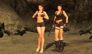 Tomb Raider Underworld - Full Customize by bstylez