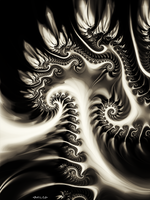 Day #3 - Chroma Fractalis 01 by M-L-Griffith