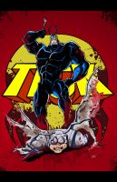 The Tick Gone Bad by Theamat