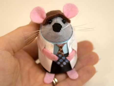 James Wilson (House MD) Mouse by The-House-of-Mouse