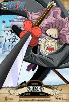One Piece - Squard by OnePieceWorldProject