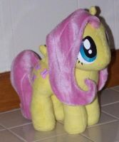 Filly Fluttershy by Helgafuggly