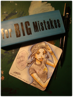 For BIG Mistakes by LadyCat17