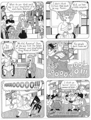 Bully In the Family Page 4