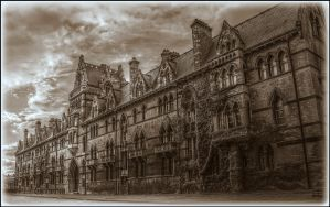 Oxford 2 by Isyala